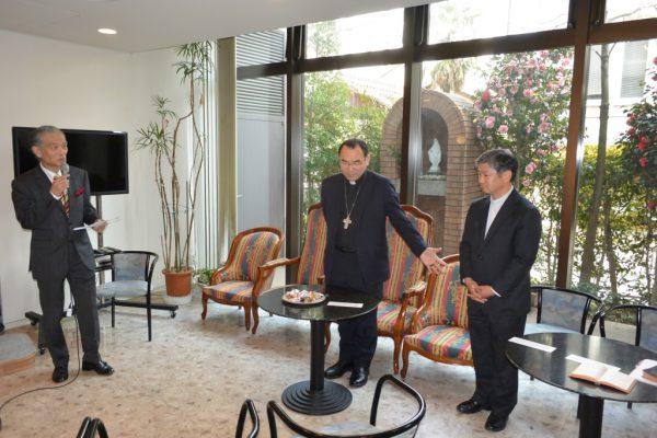 菊池司教2