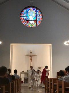 2019年初聖体